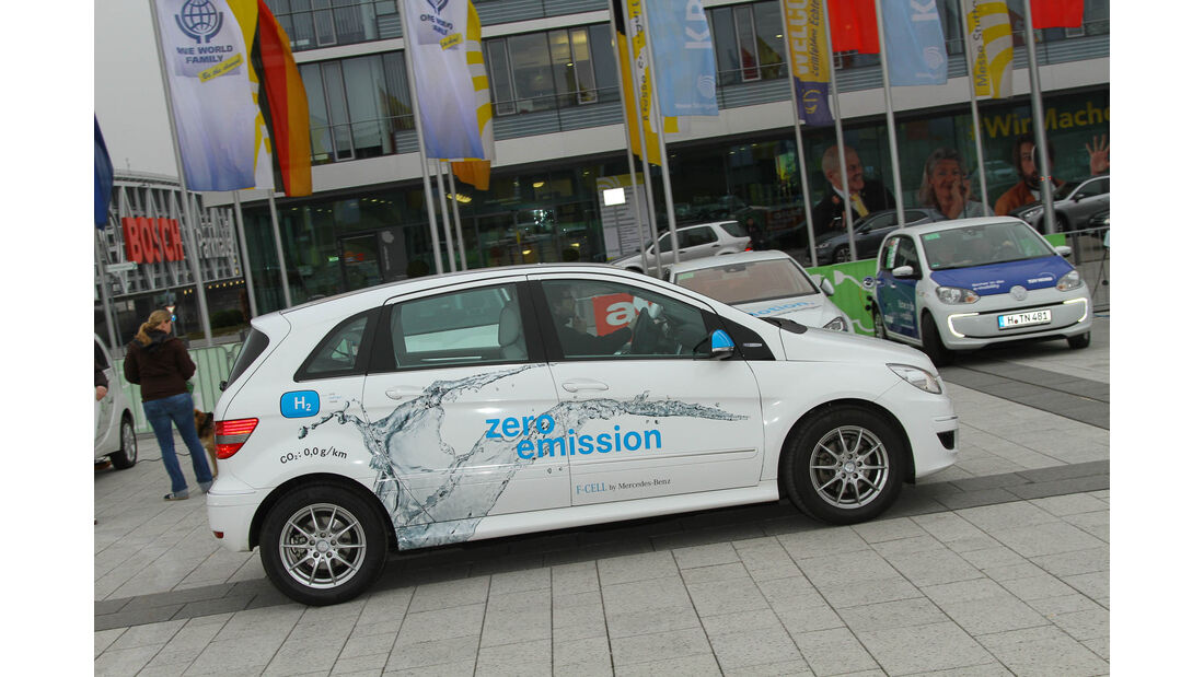 i-Mobility Rallye 2016, Impressionen