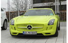 i-Mobility Rallye 2016, Mercedes-Benz AMG SLS Electric Drive