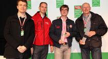 i-Mobility Rallye 2016, Siegerehrung, 2. Platz, Oliver Bausch und Wolfgang Heinrich