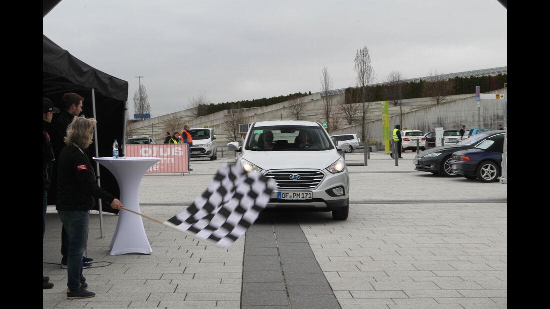 i-Mobility Rallye 2016, Startnummer 004, Team Hyundai, Immanuel Schneeberger, Bernd-Wilfried Kießler