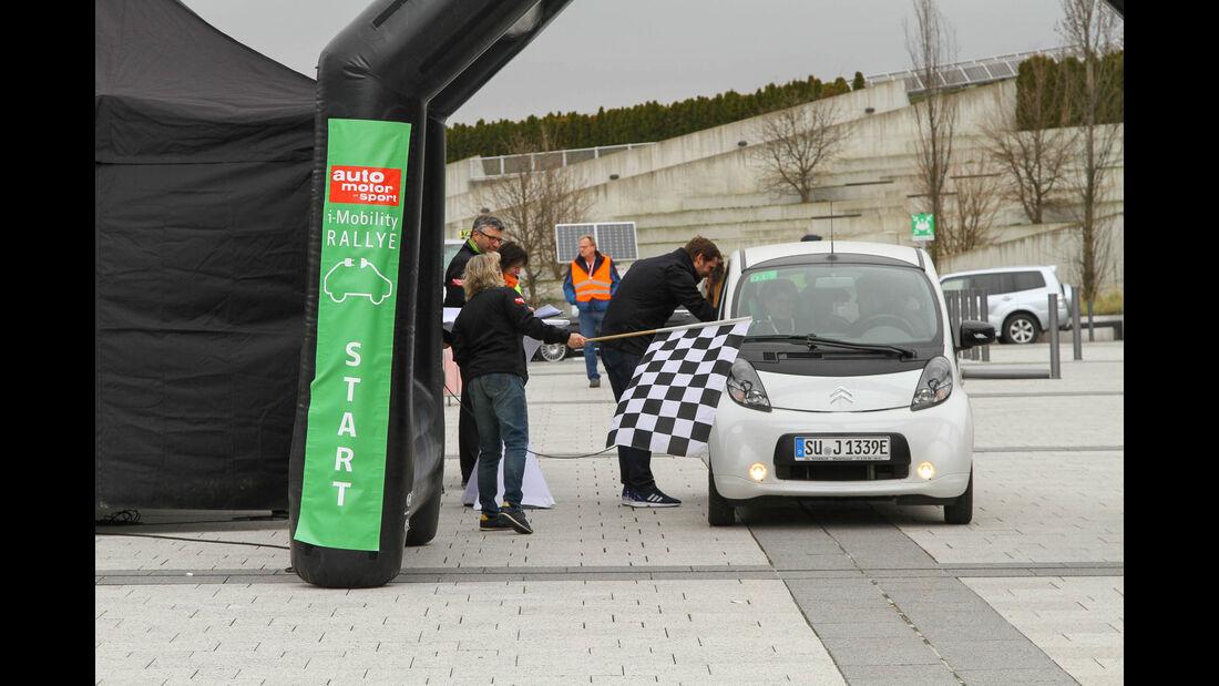 i-Mobility Rallye 2016, Ziel