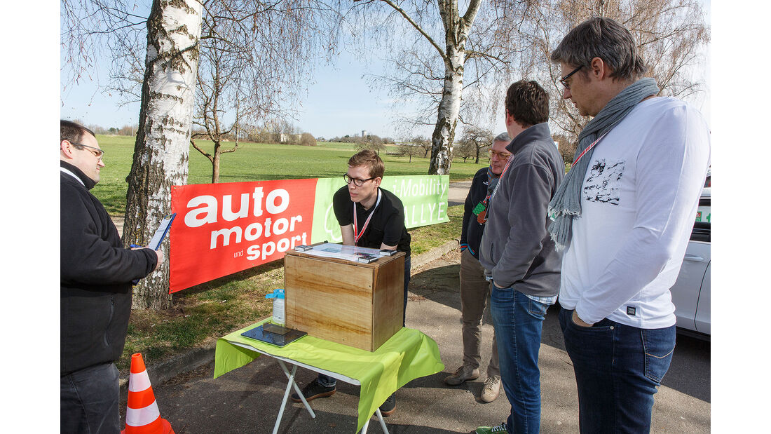 i-Mobility Rallye 2018