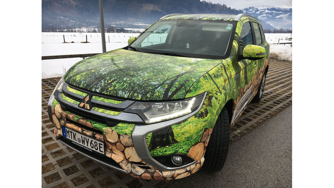 i-Mobility Rallye 2018, Teilnehmer