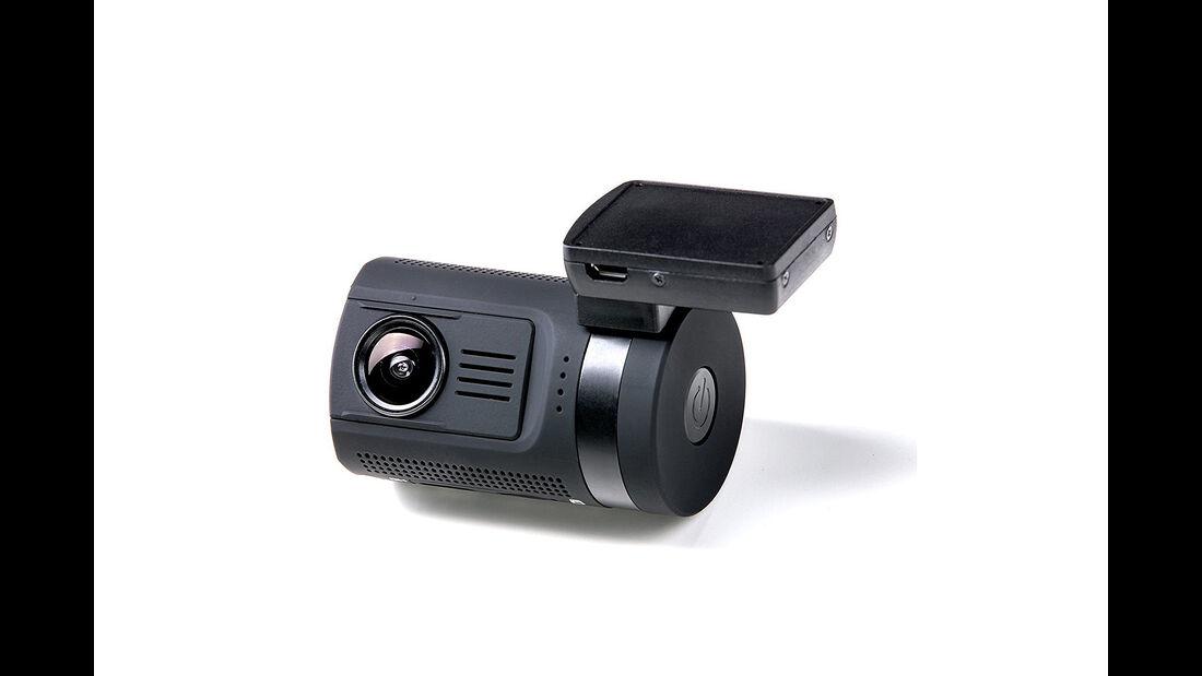iTracker mini0906, ADAC Dashcam-Test 2018