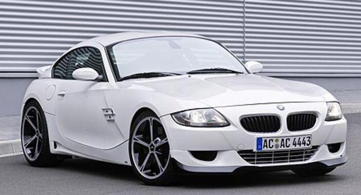 Ac Schnitzer Bmw Z4 Black And White Auto Motor Und Sport