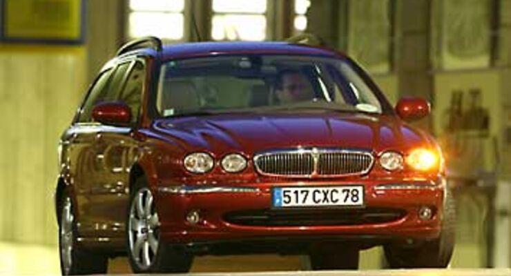 jaguar x type kombi real estate auto motor und sport. Black Bedroom Furniture Sets. Home Design Ideas