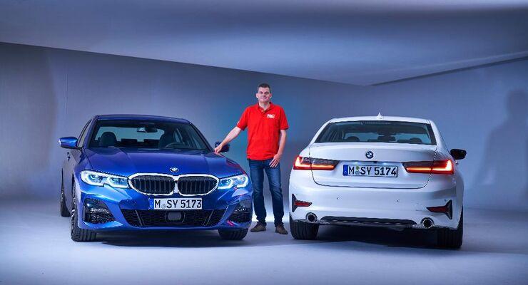 Neuer Bmw 3er G20 2019 Bilder Daten Marktstart Preis Auto