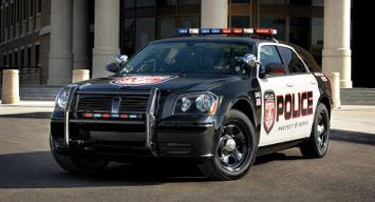 usa dodge mobilisiert polizei auto motor und sport. Black Bedroom Furniture Sets. Home Design Ideas
