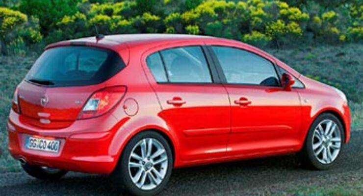 Opel Corsa: Erweiterter Zugang - auto motor und sport