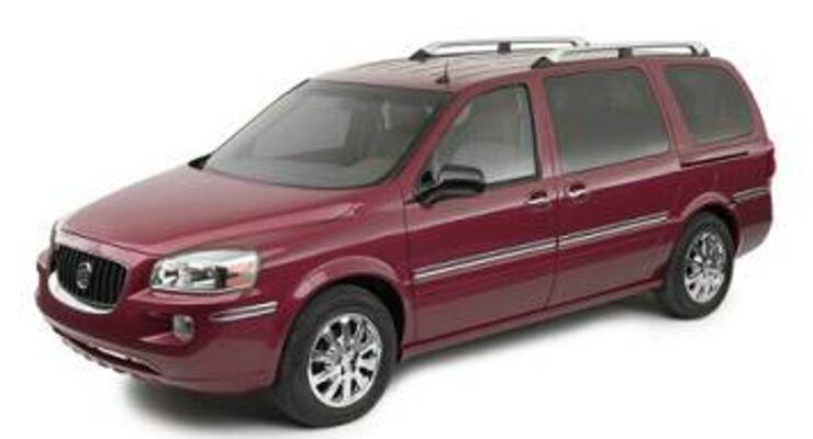 GM: Pläne für neue Minivan-Modelle gestoppt - auto motor und sport