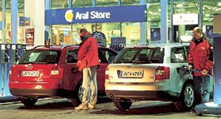 benziner diesel: