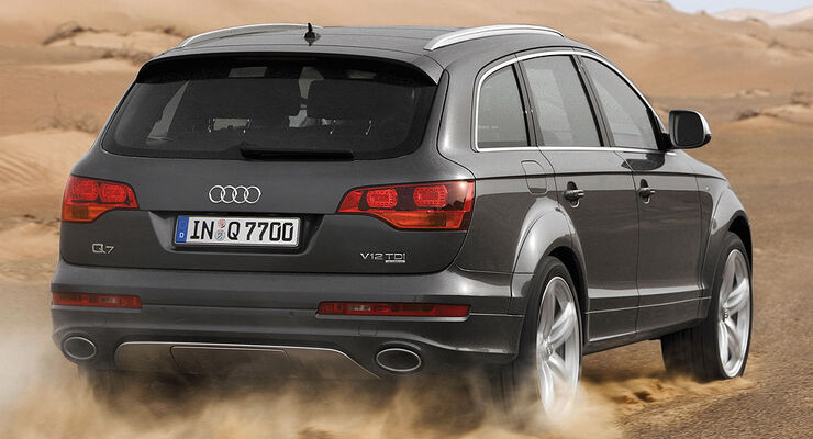 audi q7 v12 tdi der top diesel ab euro auto. Black Bedroom Furniture Sets. Home Design Ideas