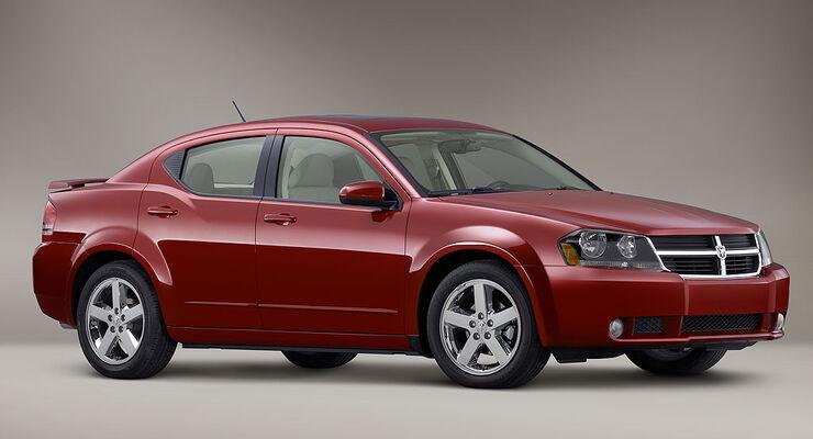 Dodge Avenger: Mut zur Mitte - auto motor und sport