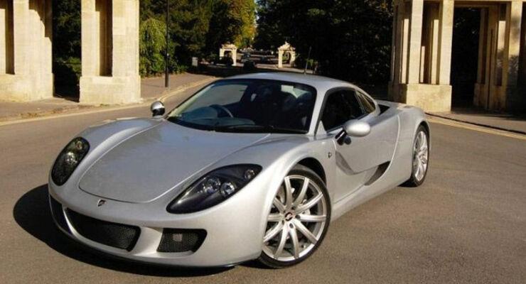 Farbio GTS: Neues Brit-Car - auto motor und sport