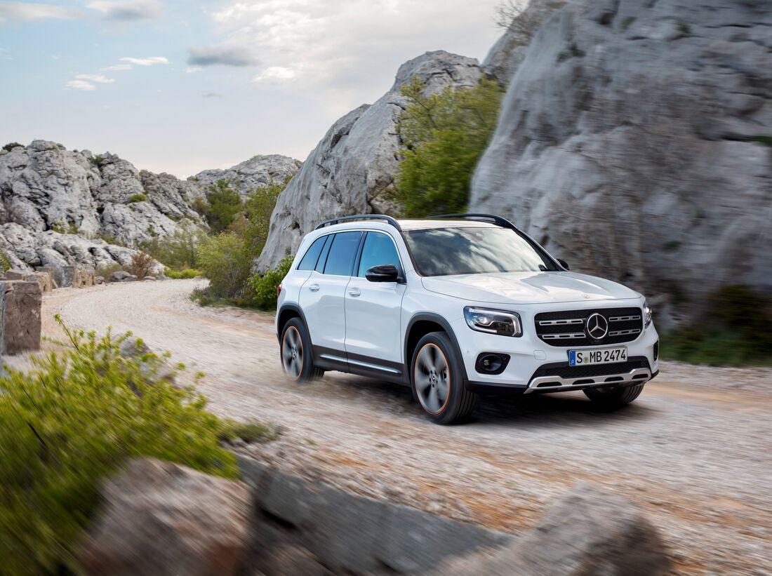 Mercedes GLB (X247) 2019: Fotos, Preis, Hybrid - auto ...
