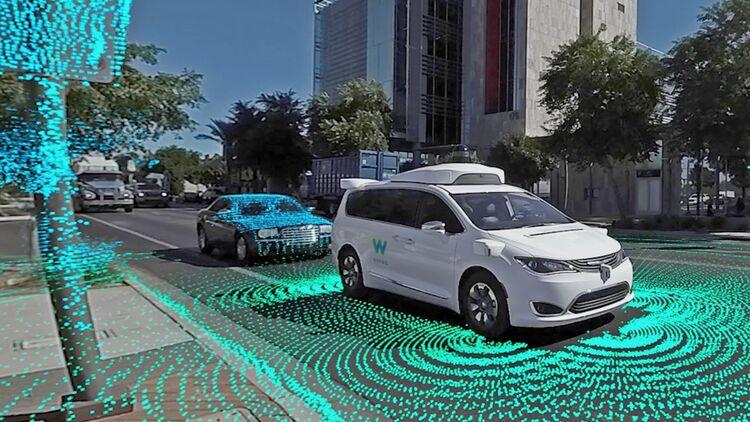 Autonomes Fahren: Mit oder ohne LiDaR? - auto motor und sport