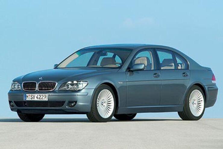 Die Anderungen Am BMW Flaggschiff Betreffen Nicht Nur Das Karosseriedesign Sondern Auch Ausstattung Bedienung Motoren Und Fahrwerksabstimmung