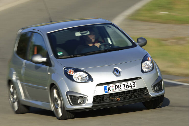 renault twingo 1 6 16v 130 rs im test auto motor und sport. Black Bedroom Furniture Sets. Home Design Ideas