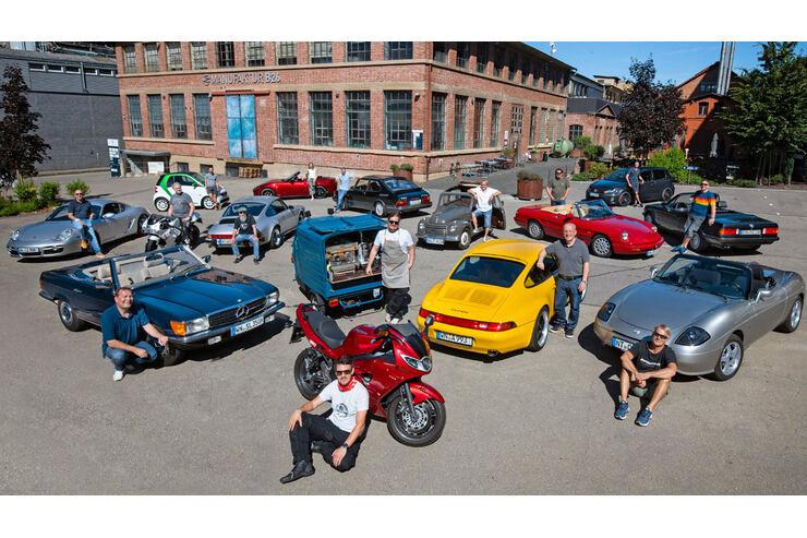 Die Spaßautos von auto motor und sport: Lieblinge der Redaktion