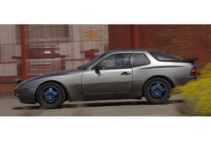 porsche 944 prototyp mit fast kilometern auto. Black Bedroom Furniture Sets. Home Design Ideas