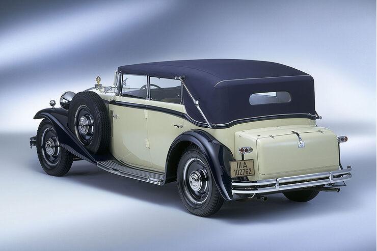 auto motor und sport tv zu gast im weltweit ersten maybach museum auto motor und sport. Black Bedroom Furniture Sets. Home Design Ideas