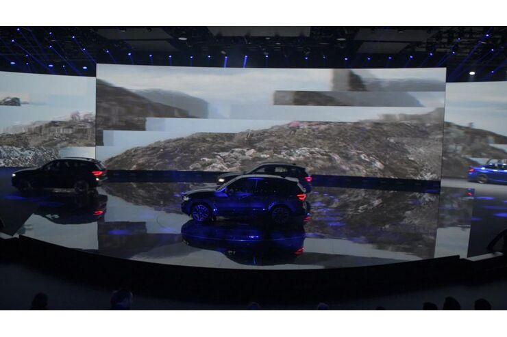 BMW Show auf der IAA 2017: Alle neuen BMWs in der Show