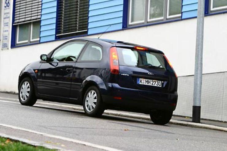 gebrauchtwagen ford fiesta im m ngelreport beliebter kleinwagen auto motor und sport. Black Bedroom Furniture Sets. Home Design Ideas