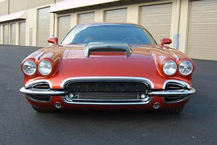 crc corvette die legende lebt wieder auto motor und sport. Black Bedroom Furniture Sets. Home Design Ideas