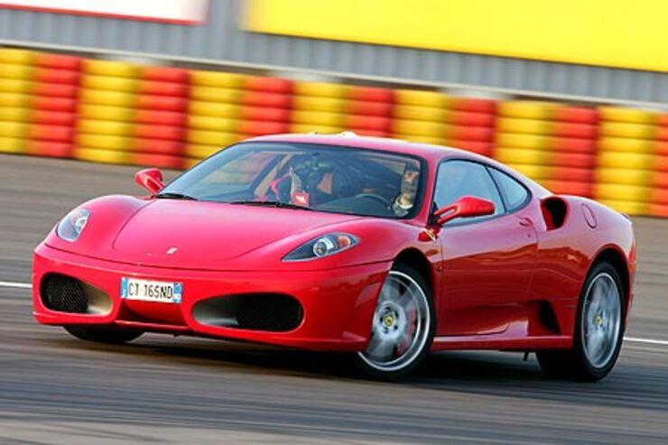 Ferrari F 430 Alle Generationen Neue Modelle Tests Fahrberichte Auto Motor Und Sport