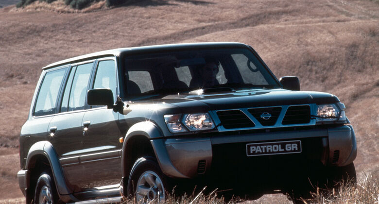 nissan patrol gr y61 ratgeber auto motor und sport. Black Bedroom Furniture Sets. Home Design Ideas