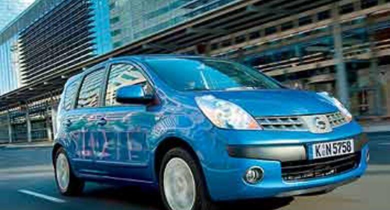 nissan note (e11) - auto motor und sport