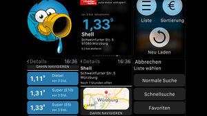 mehr-tanken, applewatch, app, spritpreise, vergleich