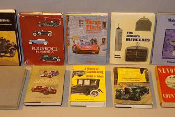 motoring literature