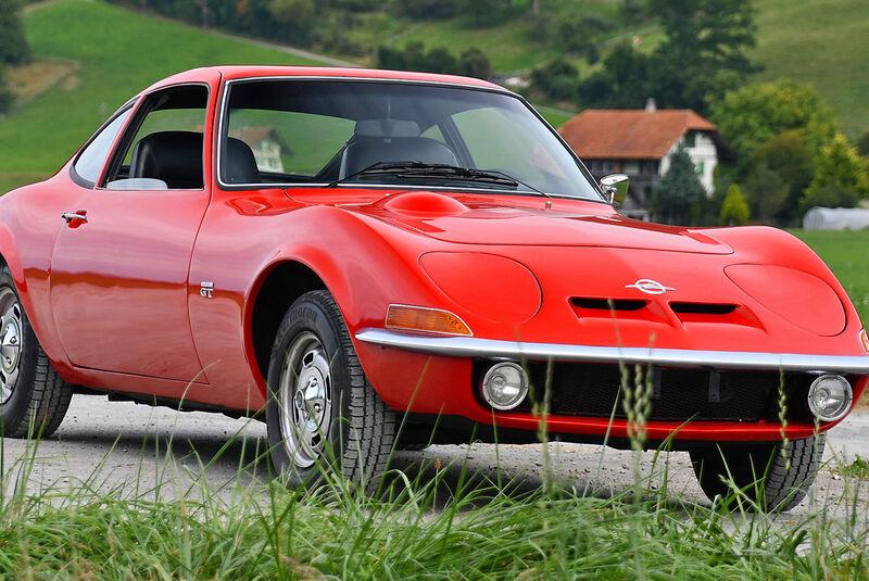 opel GT 1100 SR (1969)