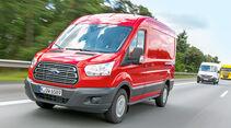 promobil Megatest 2014, Basisfahrzeuge, Ford Transit