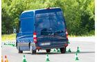 promobil Megatest 2014, Basisfahrzeuge, Mercedes Sprinter