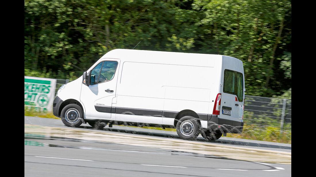 promobil Megatest 2014, Basisfahrzeuge, Renault Master