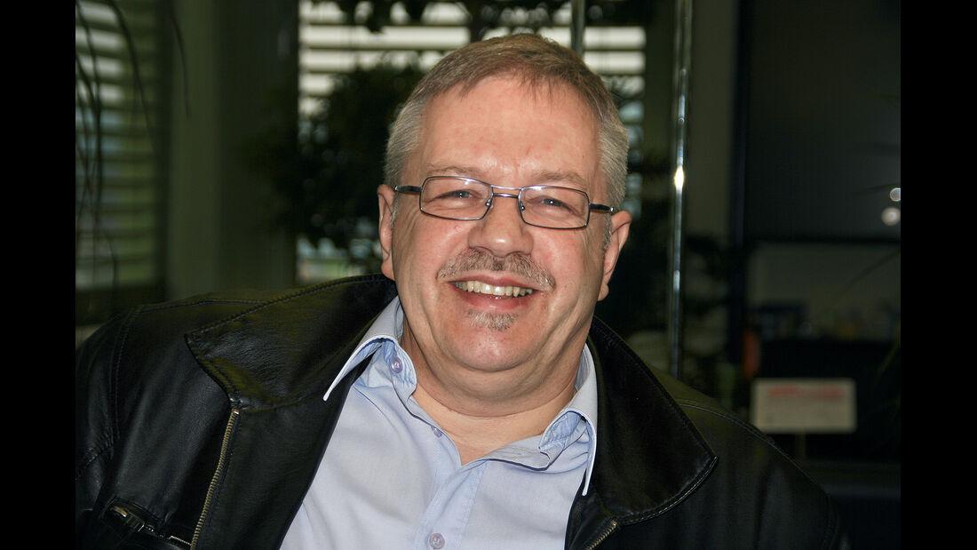 promobil Megatest 2014, Basisfahrzeuge, Rolf Grob