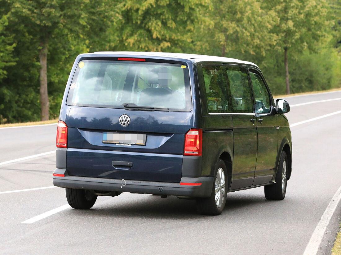 Vw Bus T7 2020 Fotos Daten Design Motoren Auto