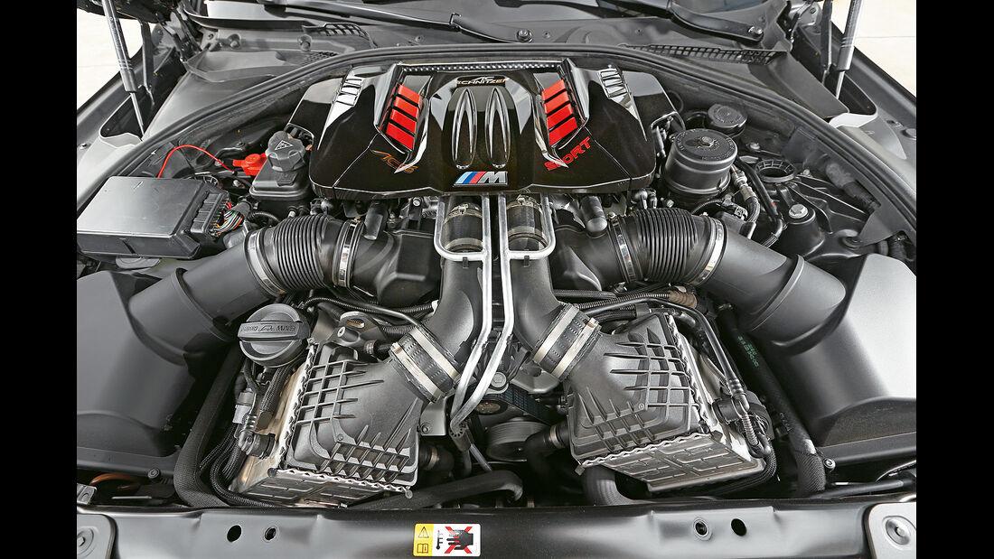 spa0215, Heftvorschau, AC Schnitzer M6 Gran Coupé, Supertest