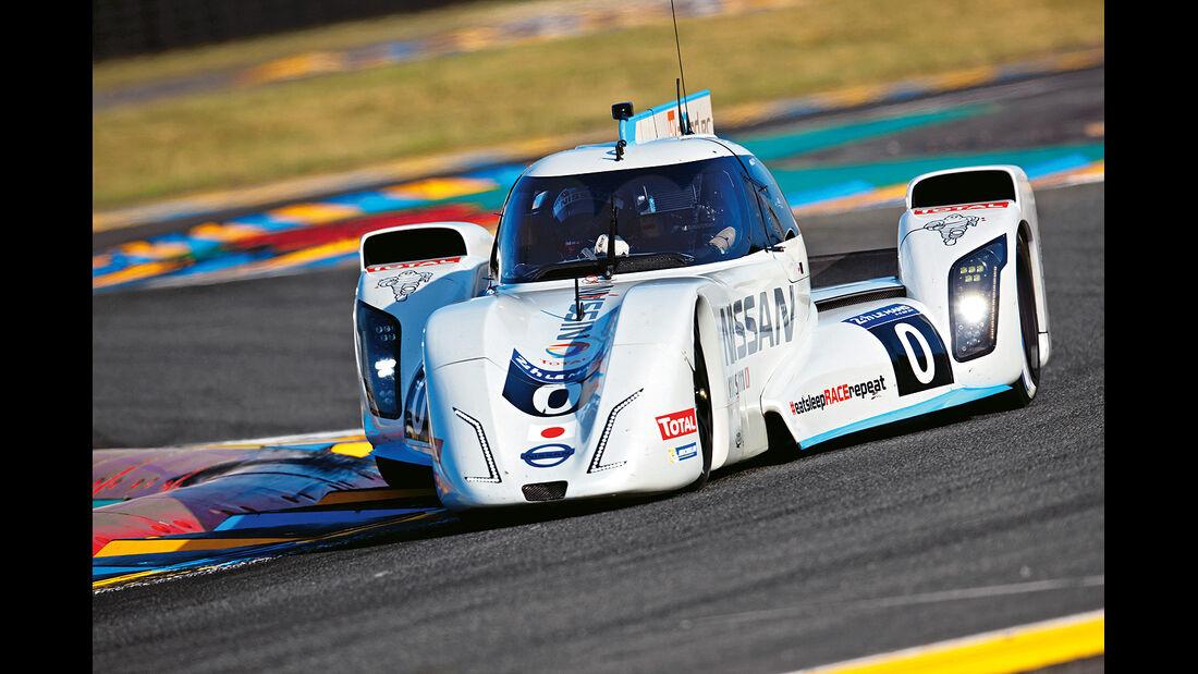 spa0215, Heftvorschau, Nissan LMP1, Prototypensport