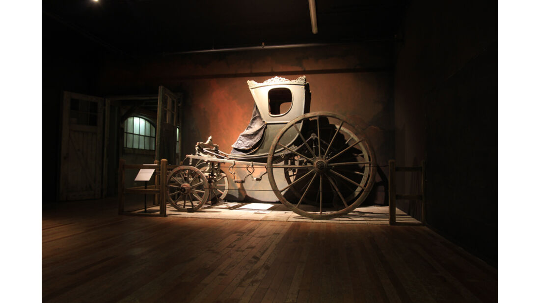 spanische Kutsche, 1775