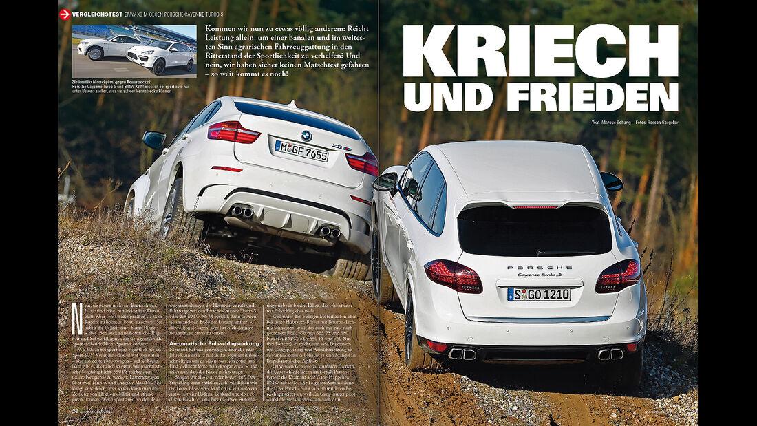 sport auto 02/2014 Heftvorschau