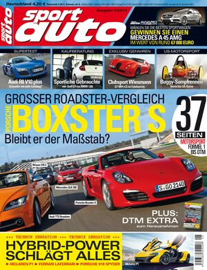 sport auto 05/2013