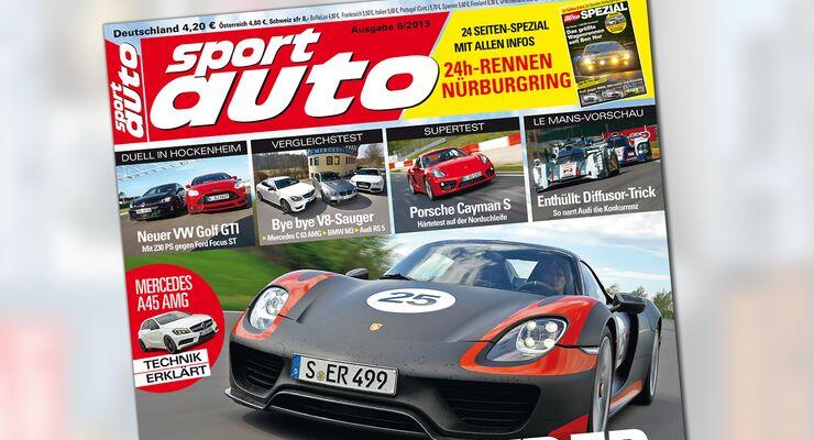 sport auto (06/2013)