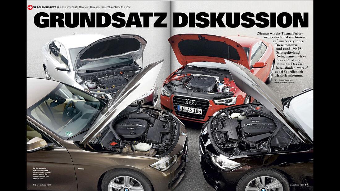 sport auto 07/2015 - Heft - Magazin - Screenshot