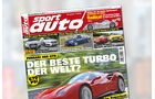 sport auto 07/2015 - Titel