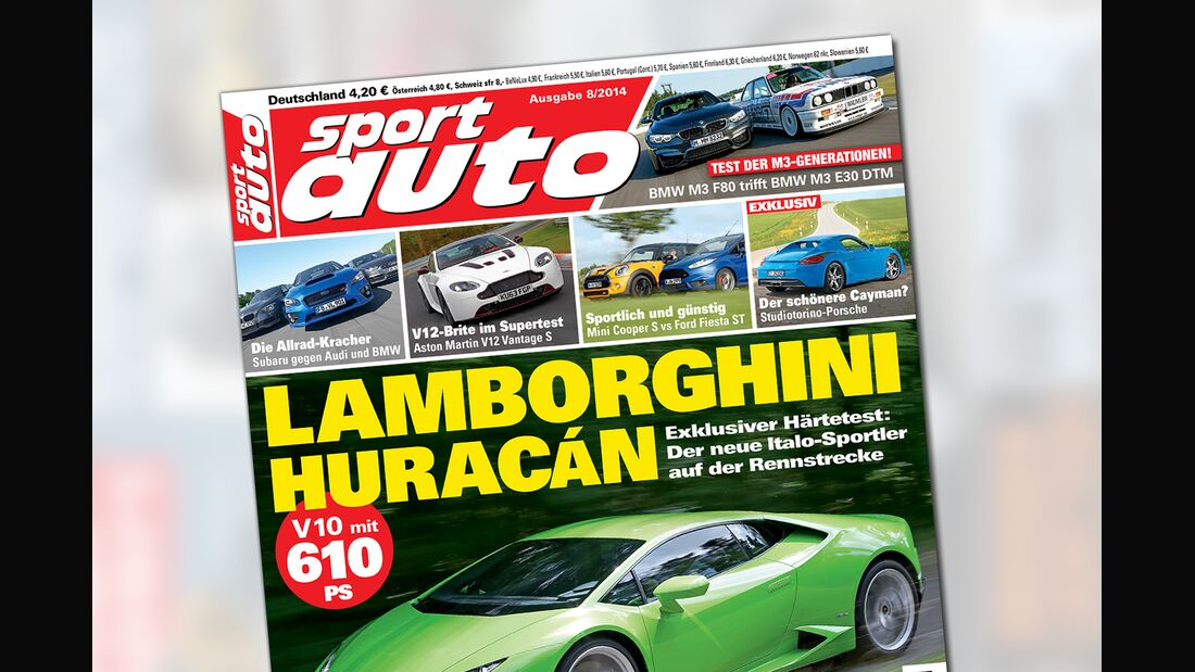 sport auto 08/2014
