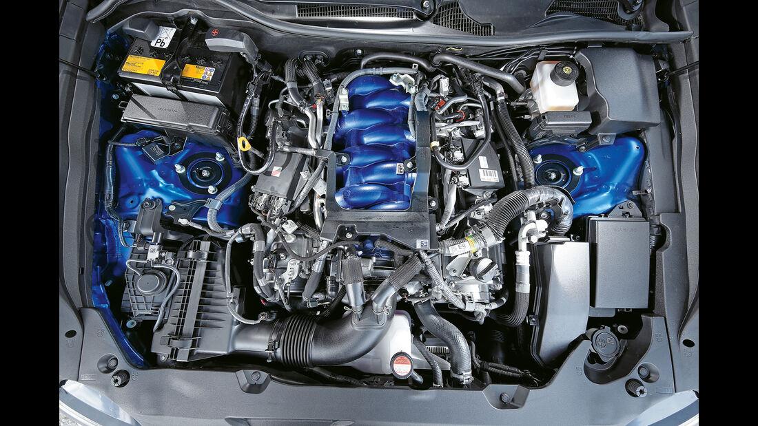 sport auto 10/2016 - Lexus GS F - V8