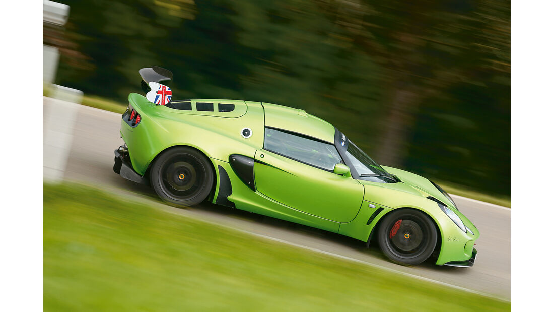 sport auto 11/2014, Lotus Exige Mk2